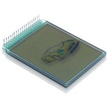 РК дисплей для брелока СТАЛКЕР 600 - Короткий опис