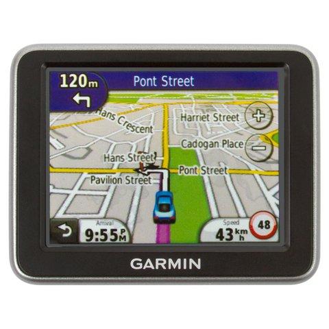 Автомобильный GPS навигатор Garmin Nuvi 2250 + карта Европы