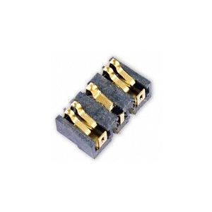 Battery Connector for Sony Ericsson J300, K300, K500, K700, K750, M600, P990, T230, W300, W700, W800, W810, Z520, Z530, Z550 Cell Phones