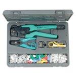 Deluxe Twisted Pair Kit Pro'sKit 1PK-932