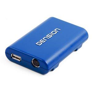 Car iPod/USB/Bluetooth Adapter Dension Gateway Lite BT for VW/Skoda/Seat (GBL3VW8)