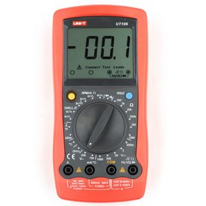 Digital Automotive Multimeter UNI-T UT106