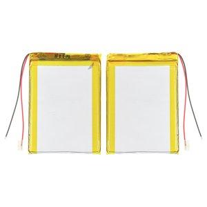 Battery, (78 mm, 55 mm, 5.0 mm, Li-ion, 3.7 V, 2000 mAh)