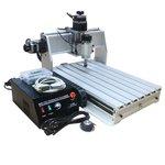 Máquina fresadora CNC de sobremesa de 4 ejes ChinaCNCzone 3040Z-DQ (500 W)