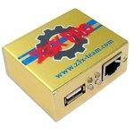 Z3X Box Pro (Edición de oro) con activación Samsung y juego de cables (4 pcs.)