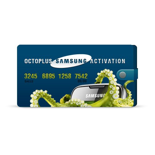 Активация Samsung для Octoplus