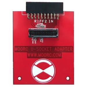 Адаптер MOORC U-Socket для Riff Box 2