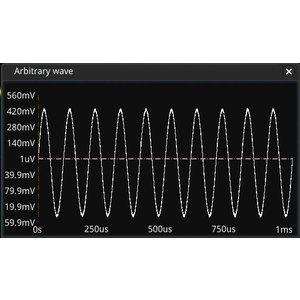Генератор сигналов RIGOL MSO7000-AWG (ключ активации) для RIGOL MSO7000