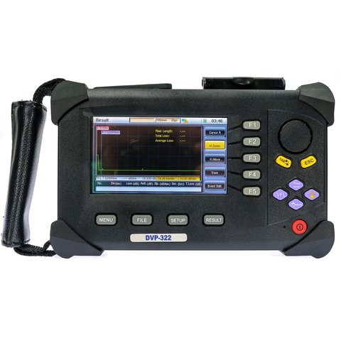 Оптичний рефлектометр DVP 322