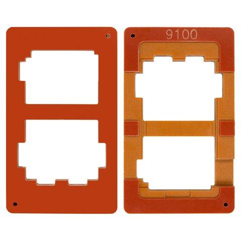 Фіксатор дисплейного модуля для мобільних телефонів Samsung I9100 Galaxy S2, I9105 Galaxy S2 Plus