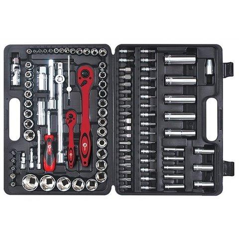 Набір інструментів INTERTOOL ET 6108 для автомобіля