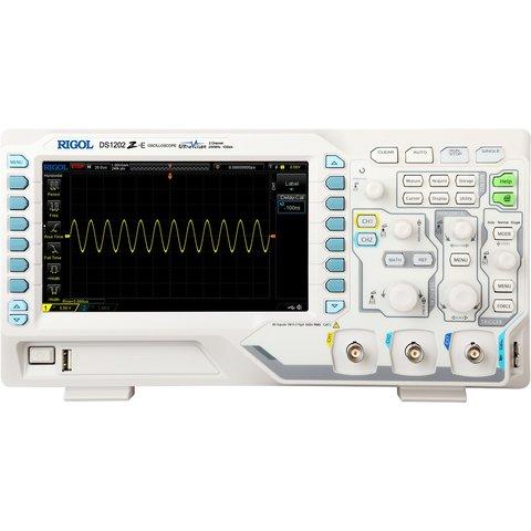 Цифровий осцилограф RIGOL DS1202Z E