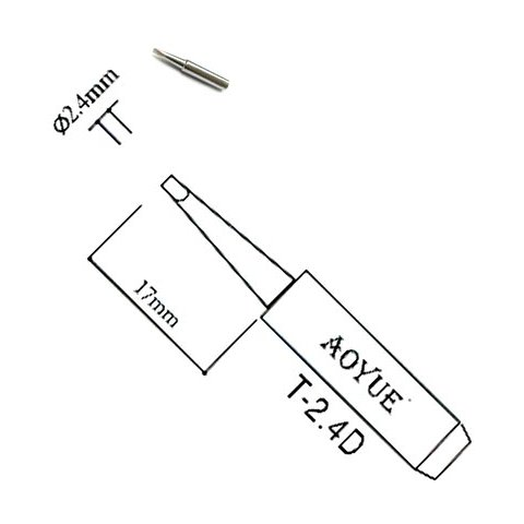 Soldering Iron Tip AOYUE T 2.4D