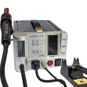 Lead-free Soldering Station AOYUE 2738A+ (110 V)