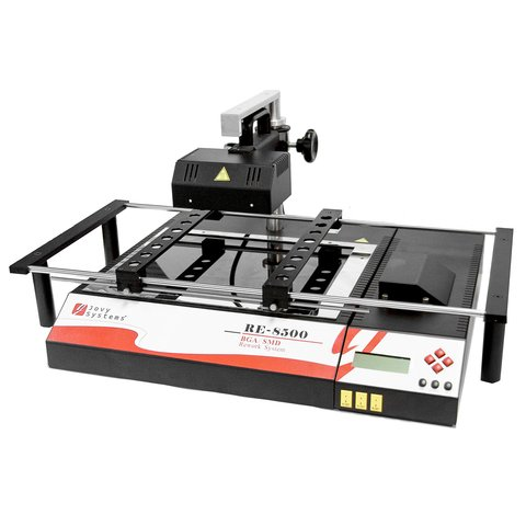 Infrared BGA Rework Station Jovy Systems RE-8500